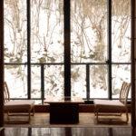 大沢温泉でレトロ体験