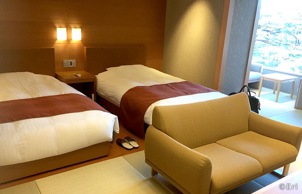 浄土ヶ浜パークホテル 客室
