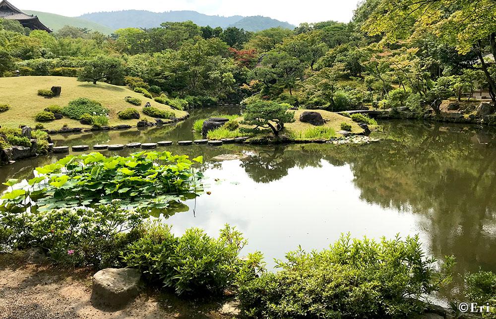 庭園 後園